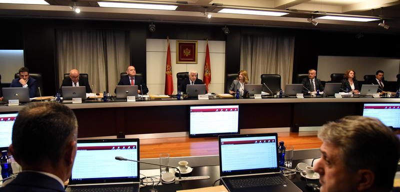 U planu 143 dokumenta i 47 predloga zakona: Sa jedne od sjednica Vlade
