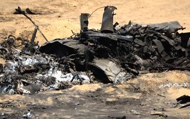 Šiitski pobunjenici potvrdili da su oborili saudijski borbeni avion