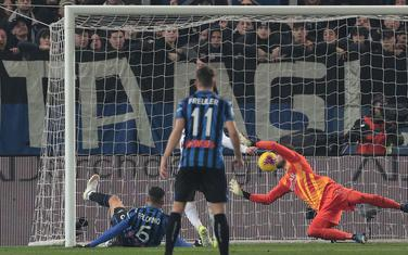 Palomino postiže gol za 1:1