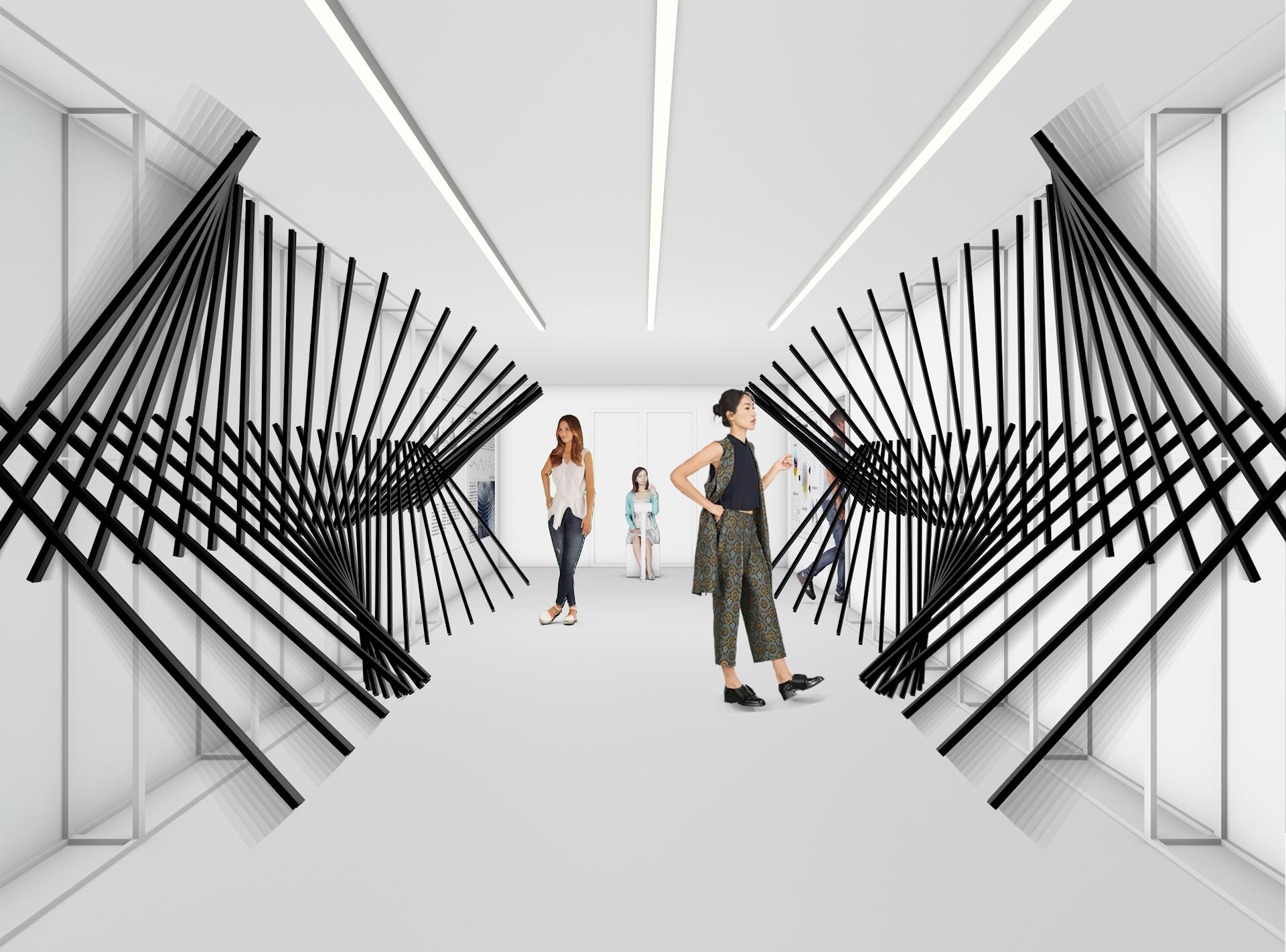 Projektovani izgled crnogorskog paviljona u Veneciji