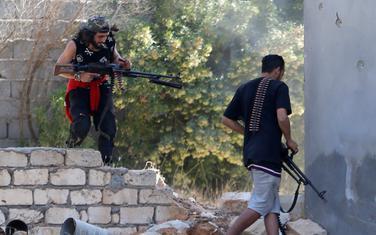 Pripadnici snaga pod kontrolom libijske vlade