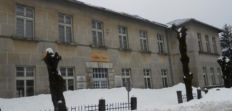 Zgrada u kojoj je obnovljena državnost