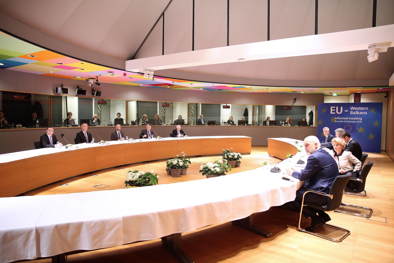 Neformalna večera za lidere država Zapadnog Balkana