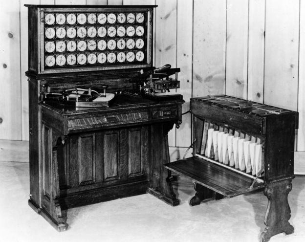Herman Holerit je osmislio mašinu, ali mu je bio potreban novac da je testira