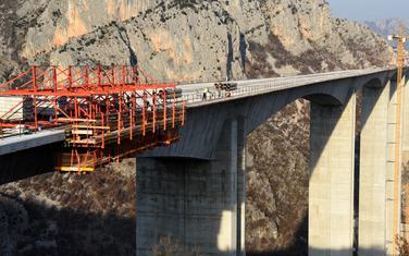 Naplate putarine i otvaranja puta nema u planu Monteputa za 2020. godinu