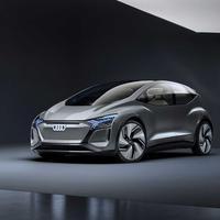 Audi AI:ME koncept