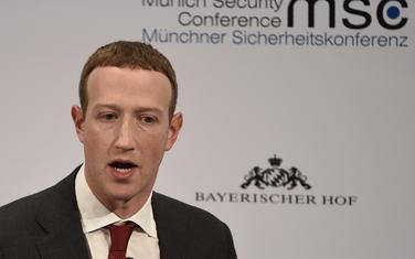 Zakerberg na konferenciji u Minhenu