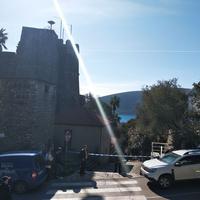 Sa mjesta ubistva Šćepana Roganovića