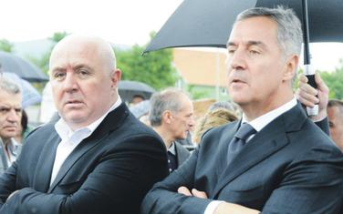 Aco i Milo Đukanović