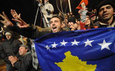 Građani Prištine slave proglašenje nezavisnosti Kosova