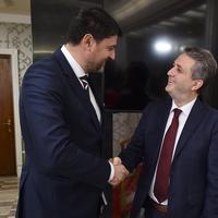 Božović sa Nuhodžićem