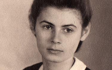Ursula Majkl u ljeto 1939. godine