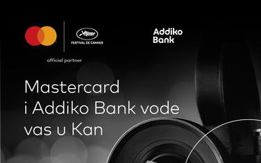 Mastercard i Addiko bank vode vas u Kan