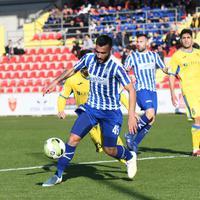 Moraitis je postigao prvi gol u dresu Budućnosti