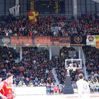 Sa utakmice Crna Gora - Letonija prošle godine