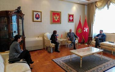 Sa susreta na Cetinju