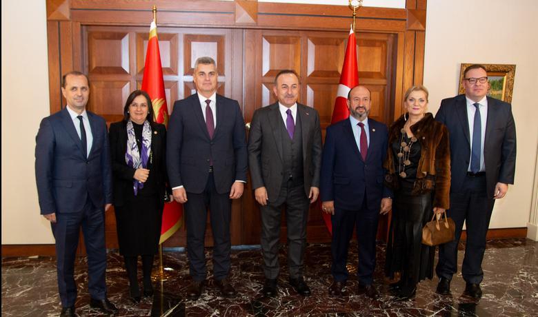 Sa zvanične posjete Turskoj