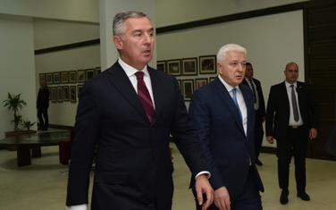 Đukanović večeras uoči sjednice Glavnog odbora DPS