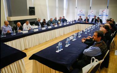 Sa sastanka srpskih odbojkaških klubova