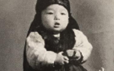 Li Gjong-Pil, kome su nadenuli ime Kimči 5, rođen je na teretnom brodu
