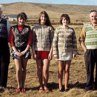 Kris Morfet je na ostrvu proveo nekoliko dana fotografišući ljude u čuvenim džemperima