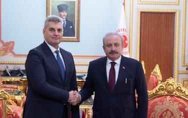 Brajović u Turskoj