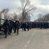 Demonstracije u Poltavu: Lokalni stanovnici ne žele evakuisani iz Kine