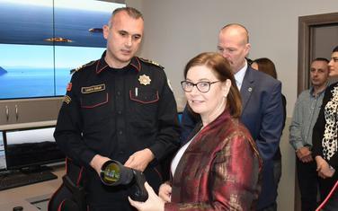 Donacija ambasade Amerike