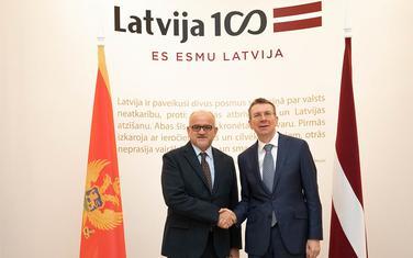 Darmanović i Rinkevičs