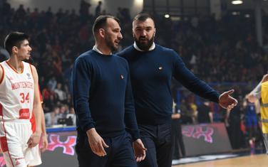 Boško Radović i Nikola Peković