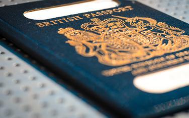 Britanski pasoši