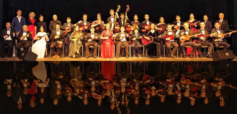 Orkestar broji trdiesetak članova
