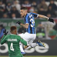 Sa meča Ludogorec - Inter