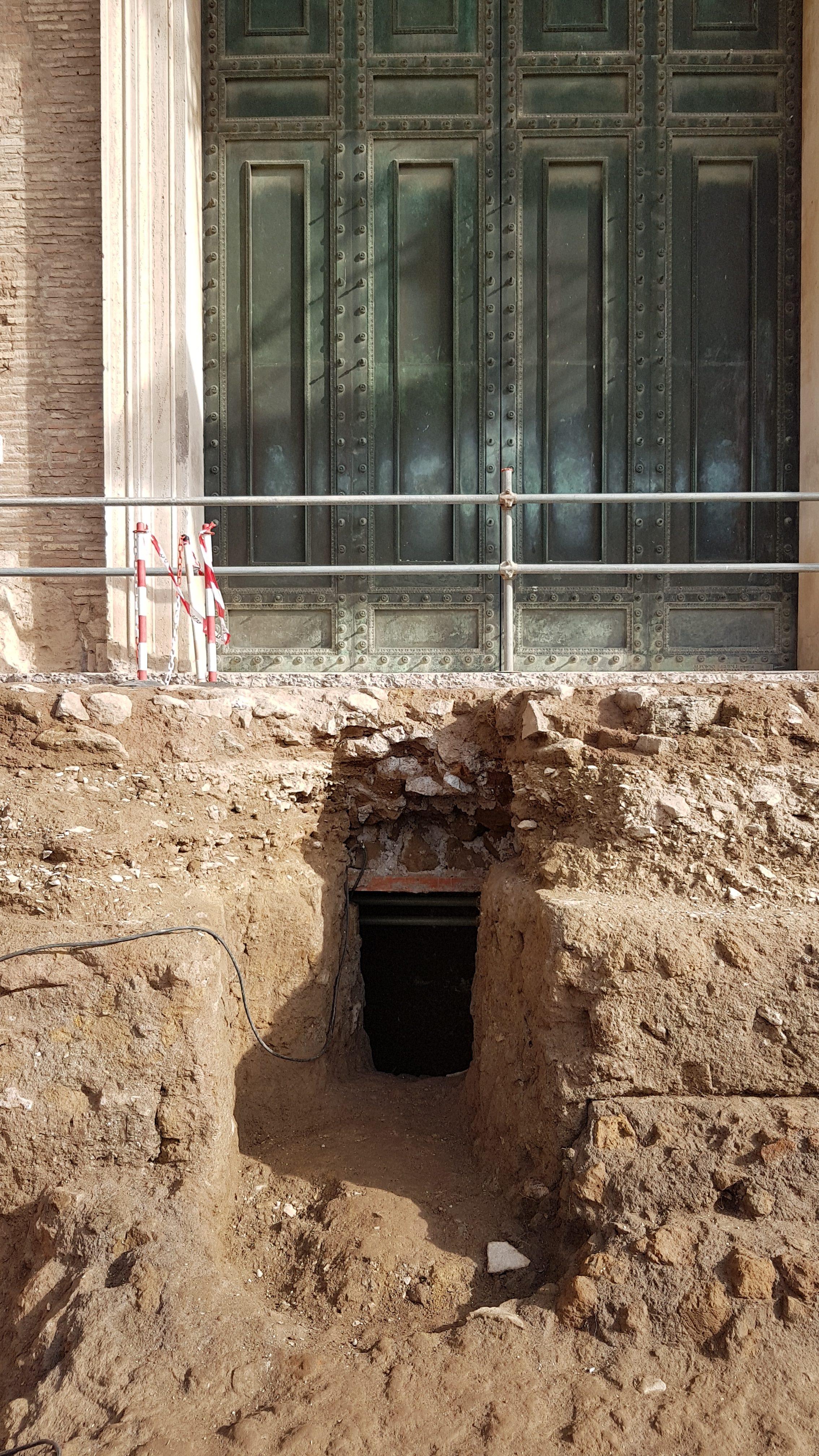 Ulaz unutar rimskog Foruma