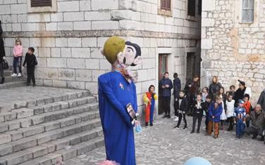 Sa karnevala u Imotskom