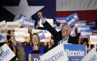 Ubjedljiva pobjeda u Nevadi: Sanders