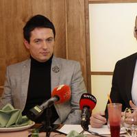 Saša Barjaktarević i Danijel Alibabić
