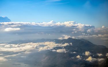 Oblaci, oblačno vrijeme