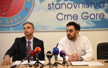 Pod nadzorom u Crnoj Gori bilo 3.000 putnika