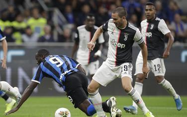 Sa meča Intera i Juventusa u prvom dijelu sezone