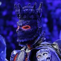 Vajlder sa maskom prije borbe