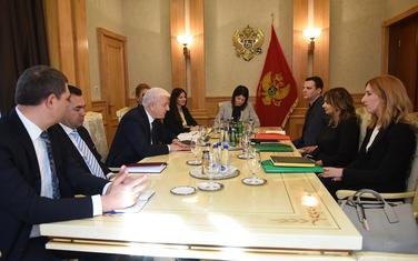 Predstavnici Vlade i CGO