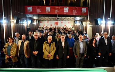 Sa konvencije Socijaldemokrata u Kotoru