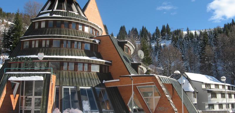 Zadržao spoljašnji izgled: Hotel Lokve