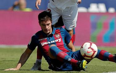 Nikola Vukčević je asistirao za pobjedu protiv Reala