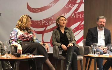 Bojanić na konferenciji u Beogradu