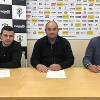 Jovović pri potpisivanju novog ugovora