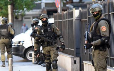 Službenici specijalne policije su pod pojačanom pažnjom (ilustracija)