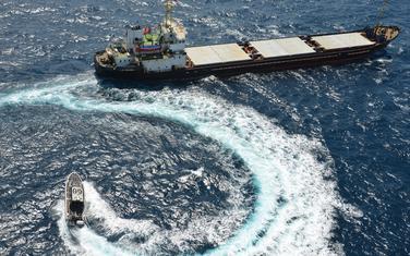 Akcija na moru