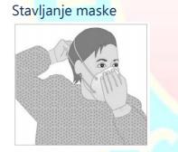 Stavljanje maske